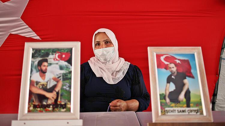 HDP önündeki eylemde 297'nci gün