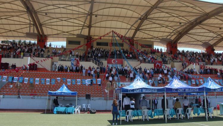 İYİ Parti kongresine katılan delege pozitif çıktı