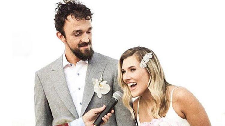 Milli basketbolcu Sertaç Şanlı evlendi