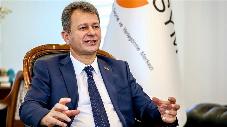 ÖSYM Başkanı Aygün: Hazırlıklarımızı tamamladık