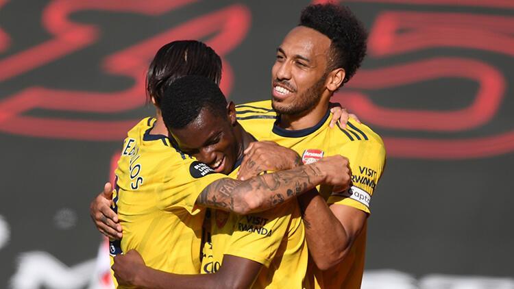 Southampton 0-2 Arsenal | Maçın özeti ve golleri