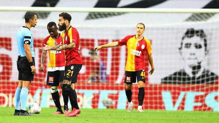Galatasaray-Gaziantep FK maçının düşündürdükleri