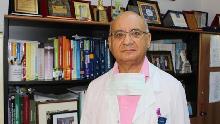 Prof. Dr. Yalçın: Koronavirüste yolun sonundayız, fakat henüz bitmedi
