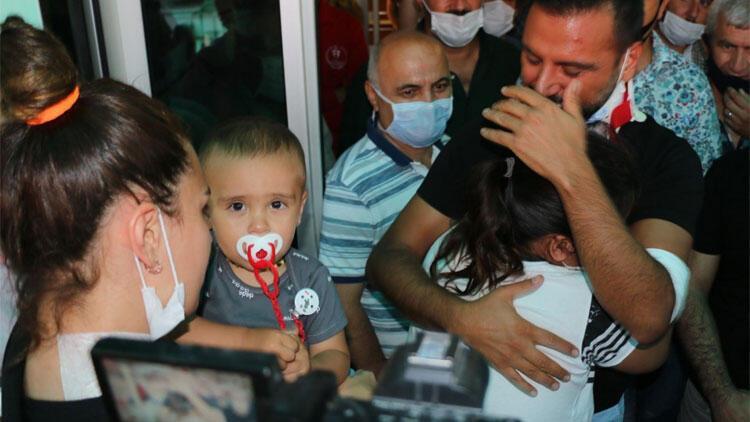 Buse Varol: Bizi, Burak'ın ve karnımdaki 5 haftalık bebeğimin melekleri korudu