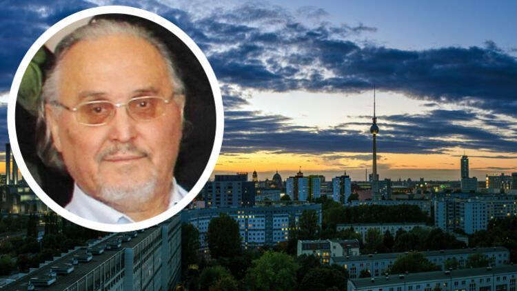 Berlin, Dr. Dilmaç'a ağlıyor