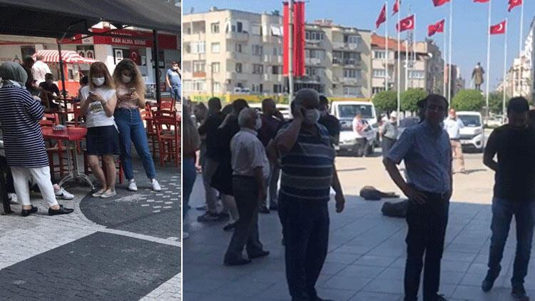 Son dakika haberi: Manisa'da korkutan deprem! İzmir, Bursa ve çevre illerden de hissedilen depremde son durum!
