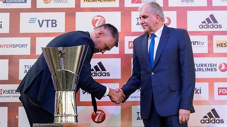 Fenerbahçe'de son dakika! Sarunas Jasikevicius'un gözü Barcelona'da