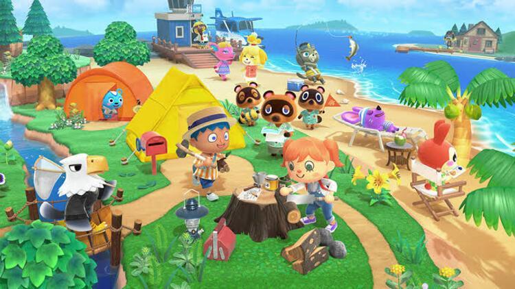 Animal Crossing: New Horizons'a yeni güncelleme geliyor