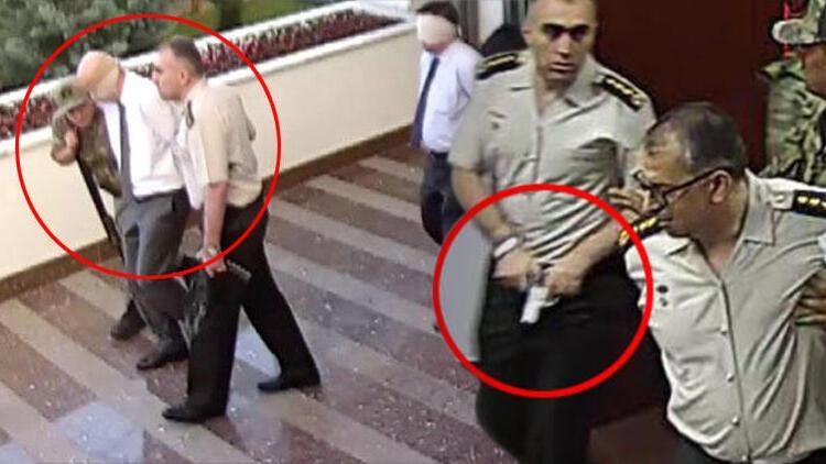 Son dakika haberler... Darbe girişimi davasında ceza yağdı! Erkan Öktem'e 9 kez ağırlaştırılmış müebbet...