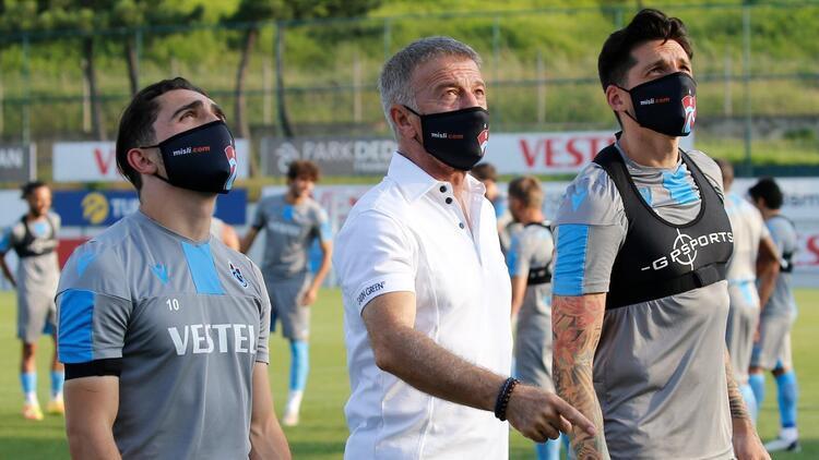 Trabzonspor'da 10. Kovid-19 testleri negatif!