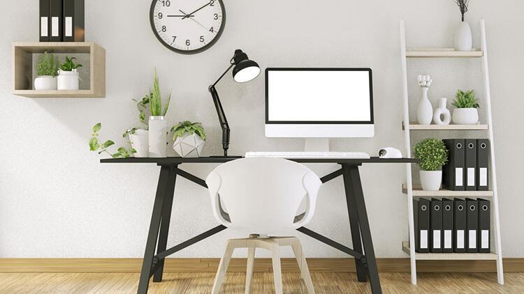 Evden çalışma sürecinde motive edici dekorasyon önerileri
