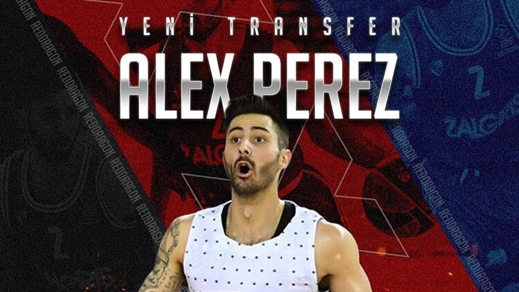 Bahçeşehir Koleji, ABD'li basketbolcu Alex Perez'i renklerine bağladı