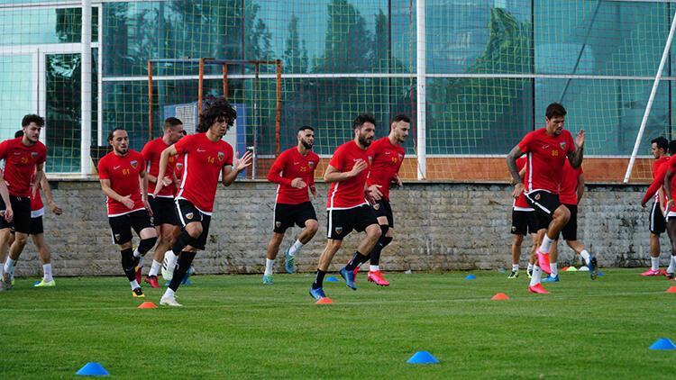 Kayserispor, Sivasspor maçı hazırlıklarına devam etti