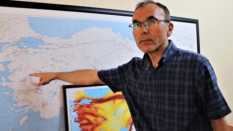 Son dakika haberi... Doç. Dr. Bülent Özmen'den deprem uyarısı: Bunlar saatli bomba gibi...