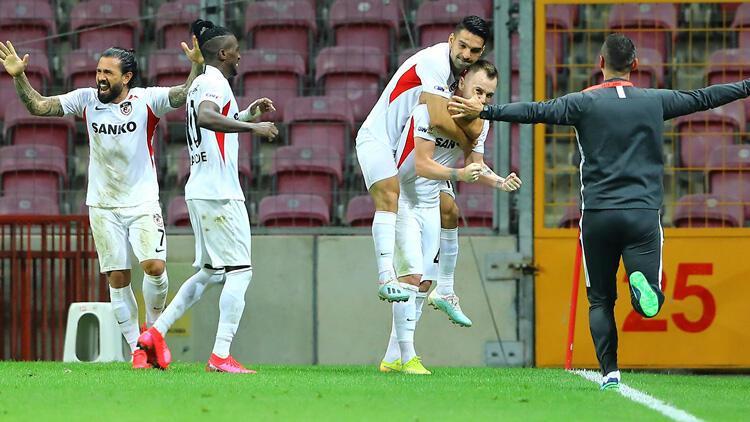 Gaziantep FK'nın koronavirüs testleri negatif çıktı