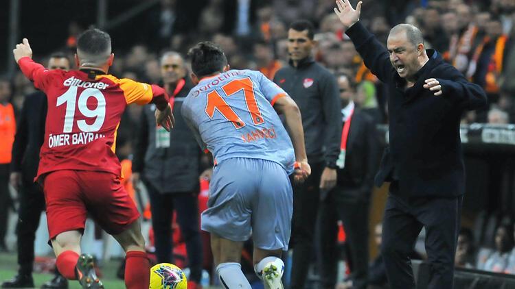 Başakşehir ile Galatasaray 24. randevuda
