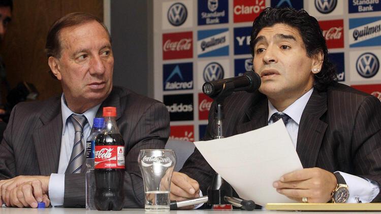 Efsane Arjantin Milli Takımı'nın teknik direktörü Carlos Bilardo koronavirüse yakalandı!
