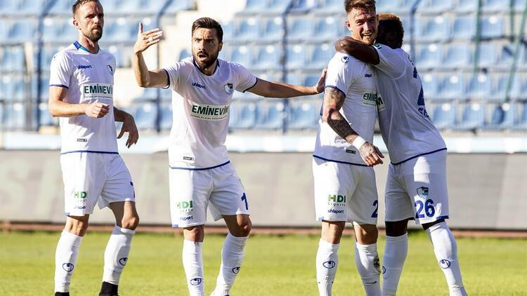 Osmanlıspor 1-3 Erzurumspor