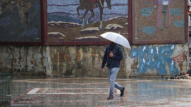Pazar günü hava durumu nasıl olacak? 28 Haziran il il hava durumu tahminleri