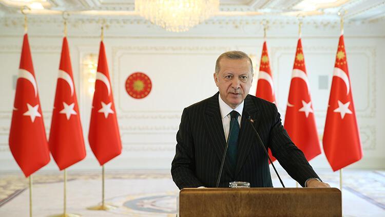 Cumhurbaşkanı Erdoğan'dan Ergene Havzası Eylem Planı ile ilgili paylaşım