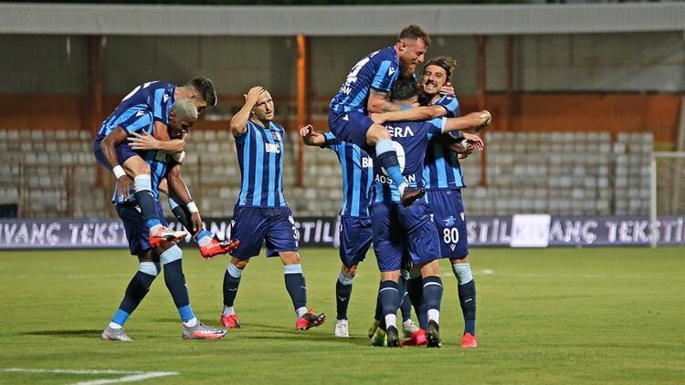 Adana Demirspor 4-2 Giresunspor