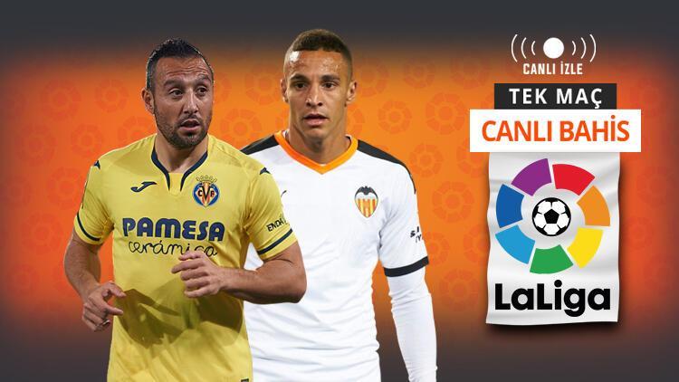 Avrupa Ligi'ne katılım için kıyasıya bir maç! Villarreal'in Valencia'ya karşı iddaa oranı...