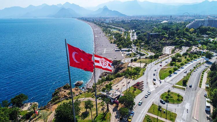 Turizmin başkenti Antalya, Almanların vazgeçilmez adresi