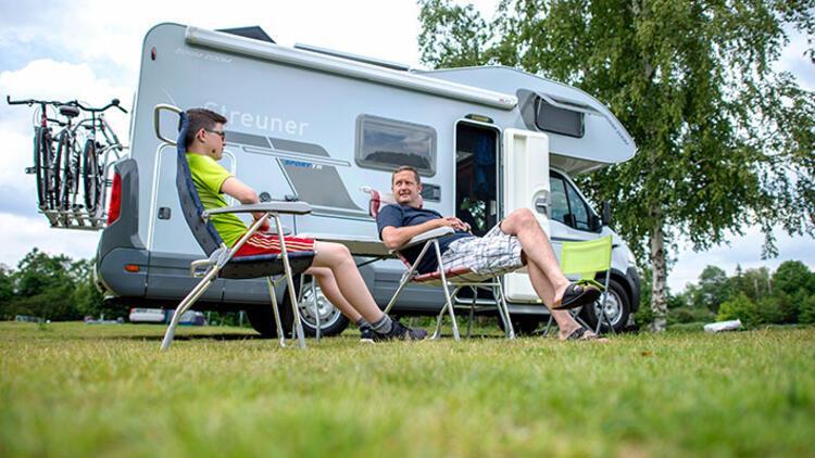 Korona kamp turizmini canlandırdı: Rezervasyonlar yüzde yüz arttı