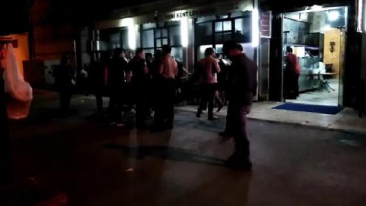 Mersin'de lokantaya silahlı saldırı: 4 yaralı