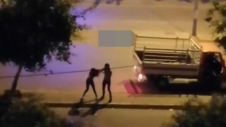 Kız arkadaşını sokak ortasında darp etmişti! Flaş karar