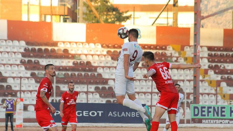 Hatayspor 2-0 Ekol Hastanesi Balıkesirspor