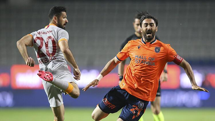 Son Dakika | Başakşehir'e Galatasaray maçında iki şok! Cezalı duruma düştüler