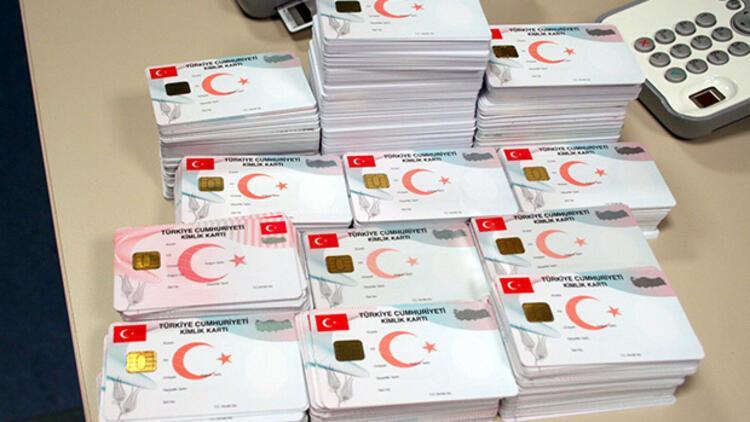 Nüfus ve Vatandaşlık İşleri Genel Müdürlüğünden geçici kimlik belgesi açıklaması