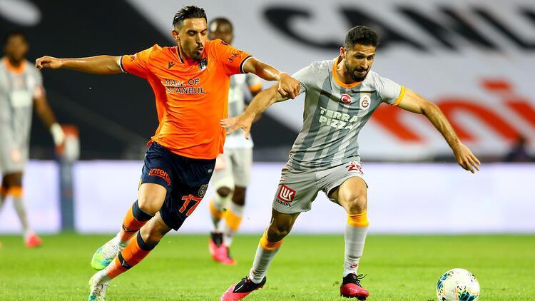 Başakşehir 1-1 Galatasaray   Maçın özeti ve goller