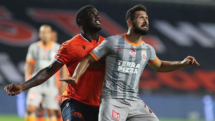 Galatasaraylı Emre Akbaba'dan Başakşehir maçı yorumu: 'Çok üzgünüz'
