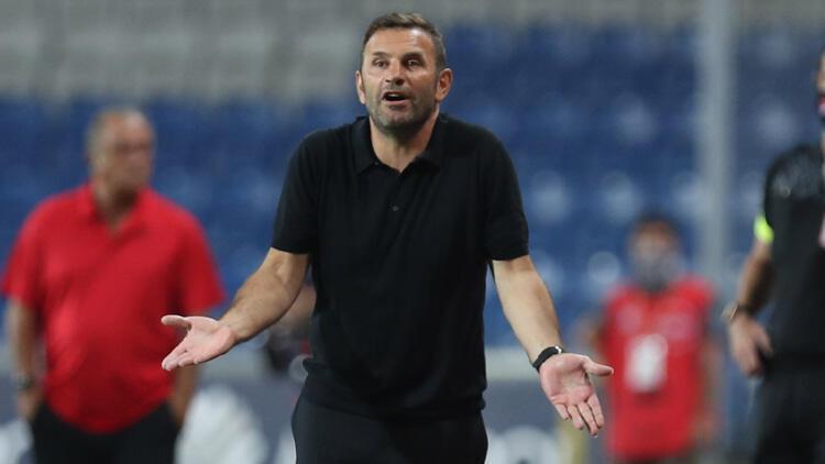 Başakşehir Teknik Direktörü Okan Buruk'tan Galatasaray maçı sonrası açıklamalar