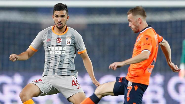 Galatasaray'ın genç stoperi Emin Bayram'dan Başakşehir maçı sonrası Van Dijk ve Ramos sözleri