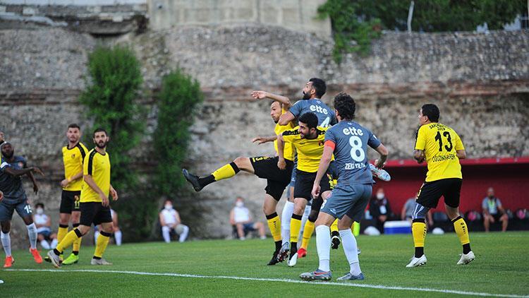 Fatih Karagümrük 1-0 İstanbulspor