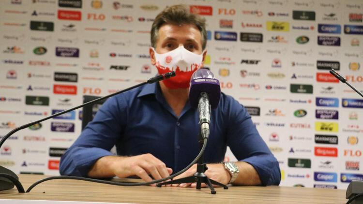 """Tamer Tuna: """"11 maçtır yenilmiyoruz"""""""