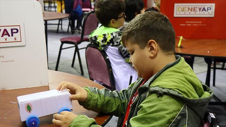 'Deneyap Projesi' Türkiye'nin dört bir yanında büyüyor