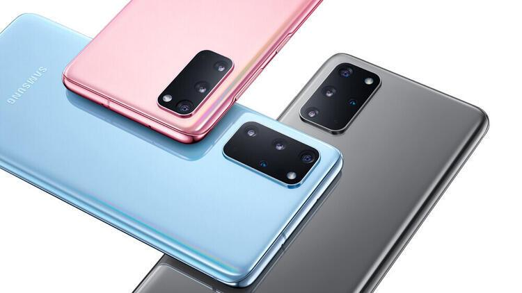Samsung Galaxy S20 serisi telefonlar için güncelleme uyarısı