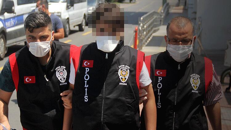 Adana'da taciz eden üvey babasını öldürdü