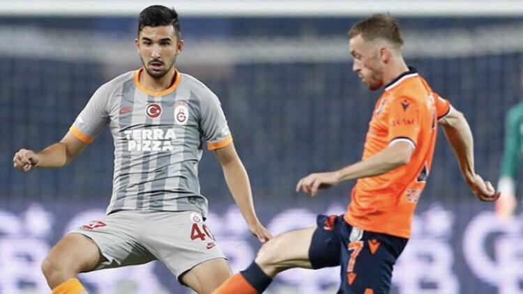Galatasaray'ın 17 yaşındaki stoperi Emin Bayram göz doldurdu