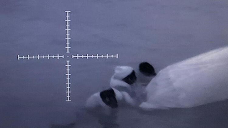 Son dakika... Ayvalık açıklarında sığınmacıları taşıyan bot battı