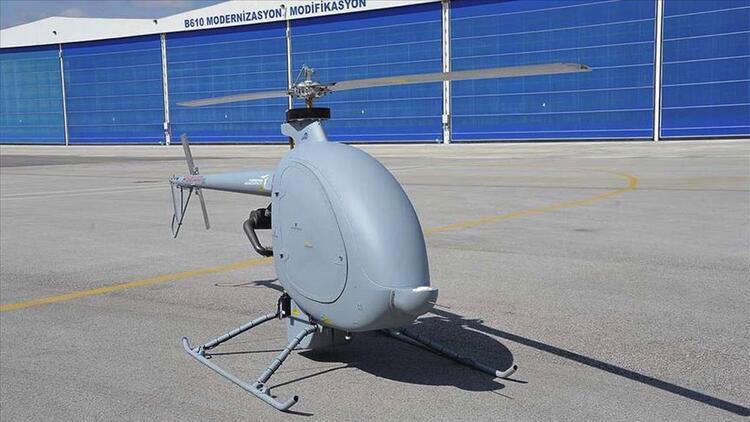 TSK'ya kargo insansız hava araçları takviyesi