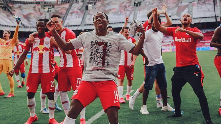 Salzburg üst üste 7. kez şampiyonluğa ulaştı!