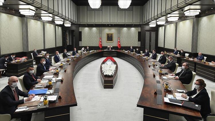 Kabine toplantısı son dakika başladı! Cumhurbaşkanı Erdoğan ne zaman açıklama yapacak?