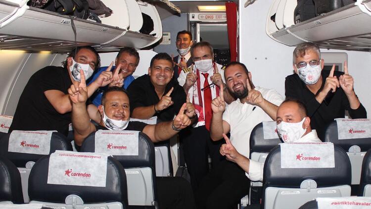 Antalyaspor yenilmezlik rekorunu kırdı, gözünü lidere çevirdi!