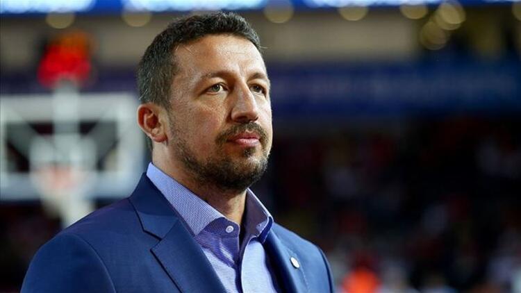 TBF Başkanı Hidayet Türkoğlu'dan Eski FIBA Başkanı Moreau için başsağlığı mesajı