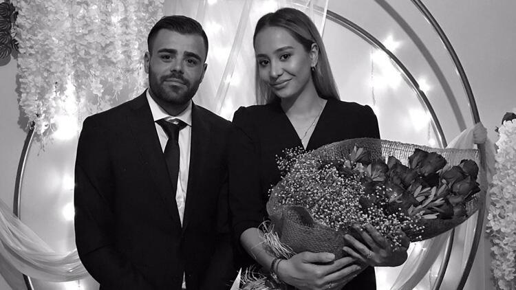 Hasan Hüseyin attı, nişanlısı sosyal medyada coştu!